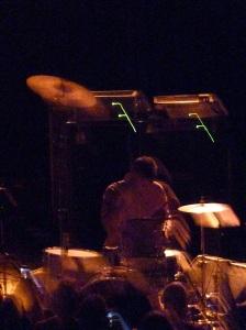Battles drummer John Stanier