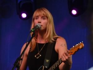 Jenn Wasner of Wye Oak